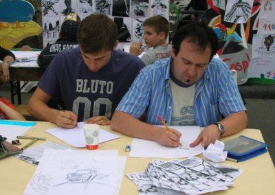 scuola fumetto animazione asti 08