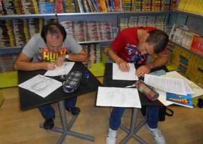 scuola fumetto animazione asti fumetteria fumetti-store 01