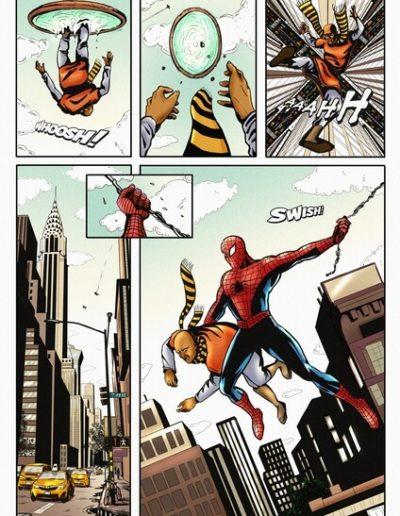 Alessandro Sanna_Enzo Armando_Spiderman