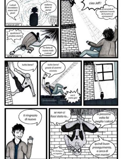 Alexandrina Budeanu_Spiderman